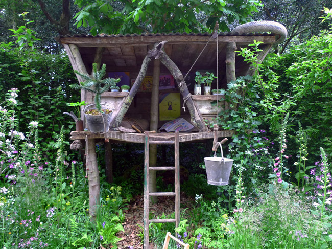 NSPCC Garden of Magical Childhood