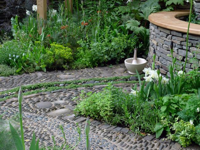 Get Well Soon garden