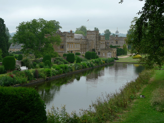 Forde Abbey, Somerset