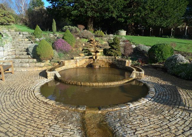 Chalice Well Garden, Glastonbury