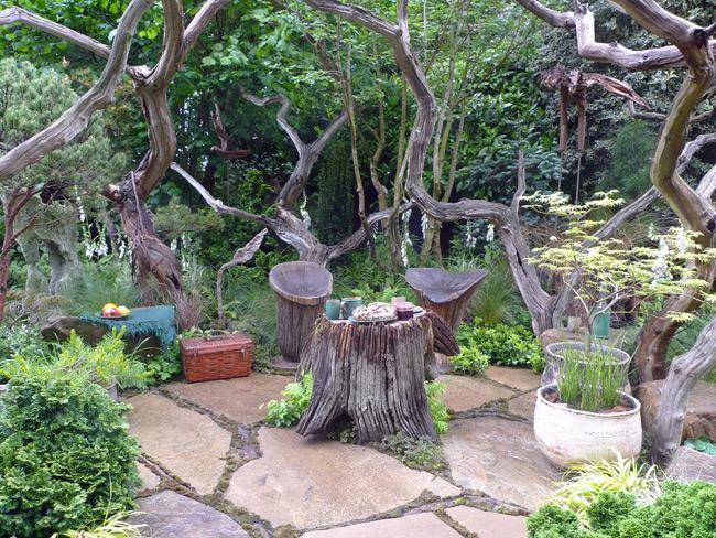 Picnic-garden