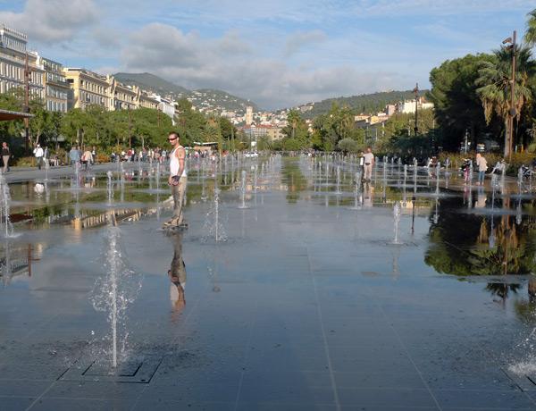 Nice-water-skater